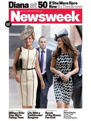 Newsweek Cover Diana