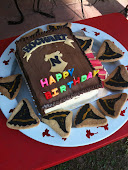 Harry Porter theme birthday cake