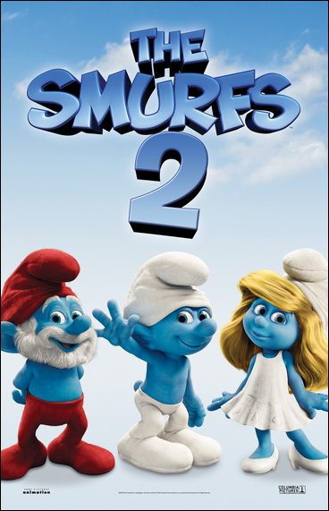 The Smurfs 2 (2013) Watch Online DVDScr