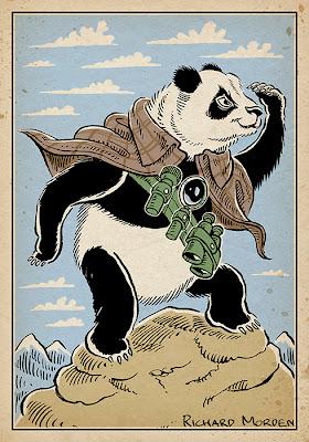 vigilant panda
