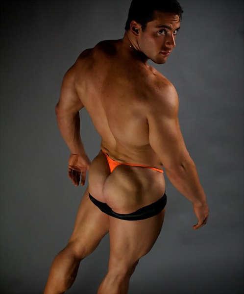 Gay Black Muscle Men