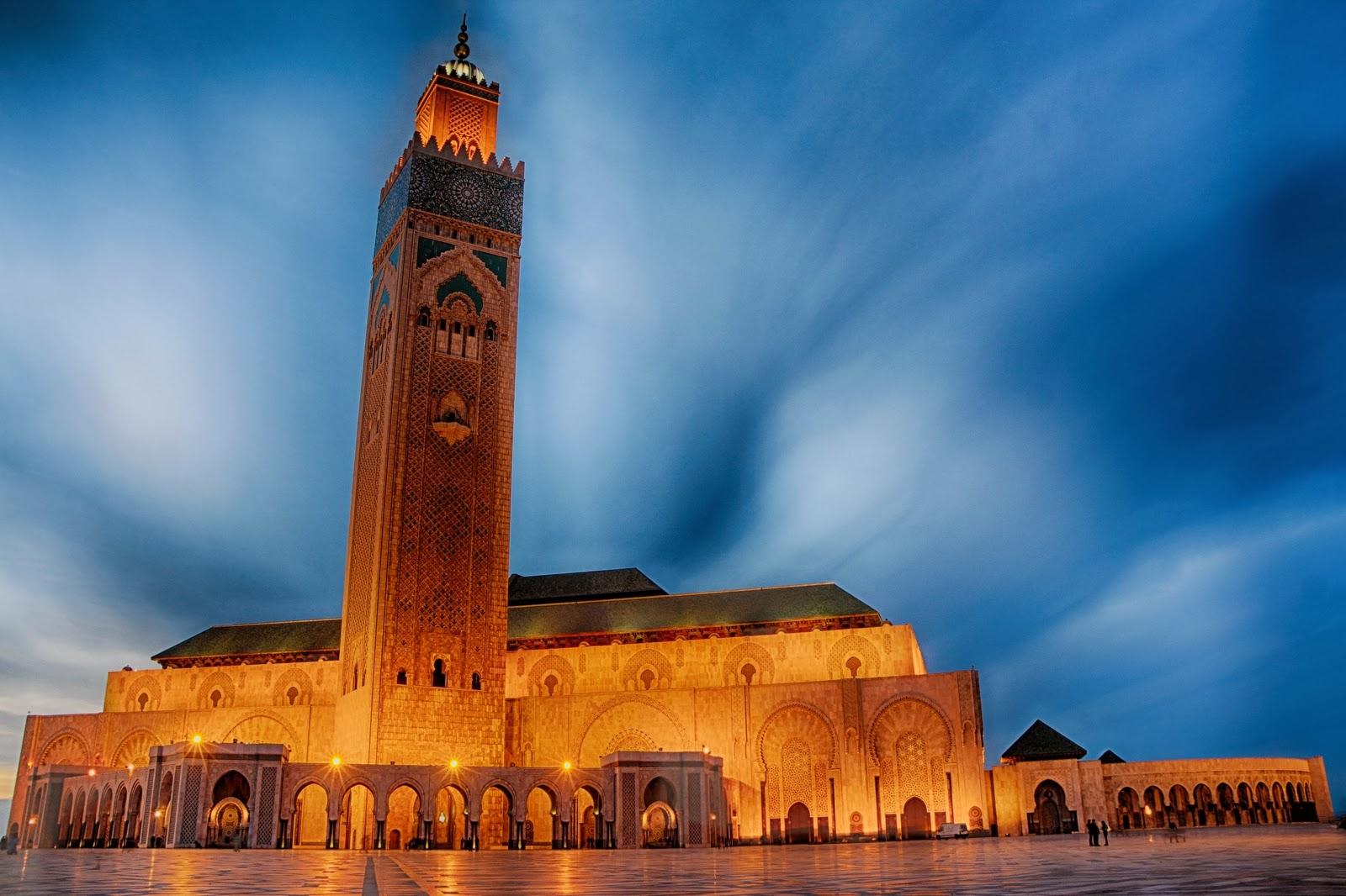 Mosqu e hassan 2 casablanca for Mosquee hassan 2 interieur