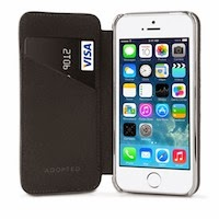 Adopted Leather Folio per iPhone 5 e iPhone 5s