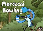 Regular Show Mordecai Bowling