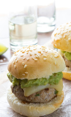 tequila turkey sliders