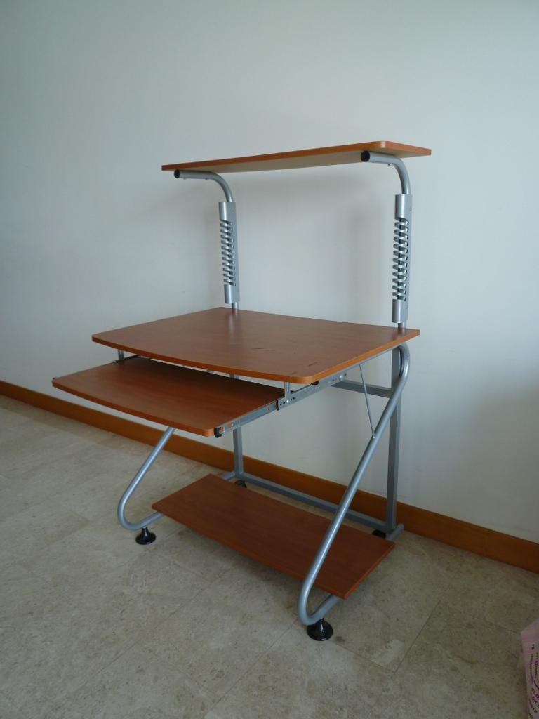 puter Study Table Interiors Design