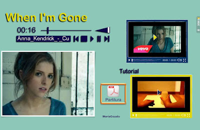 "Anna Kendrick, ""When I'm gone"""