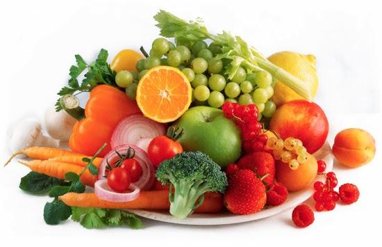 ผักผลไม้หลากสี