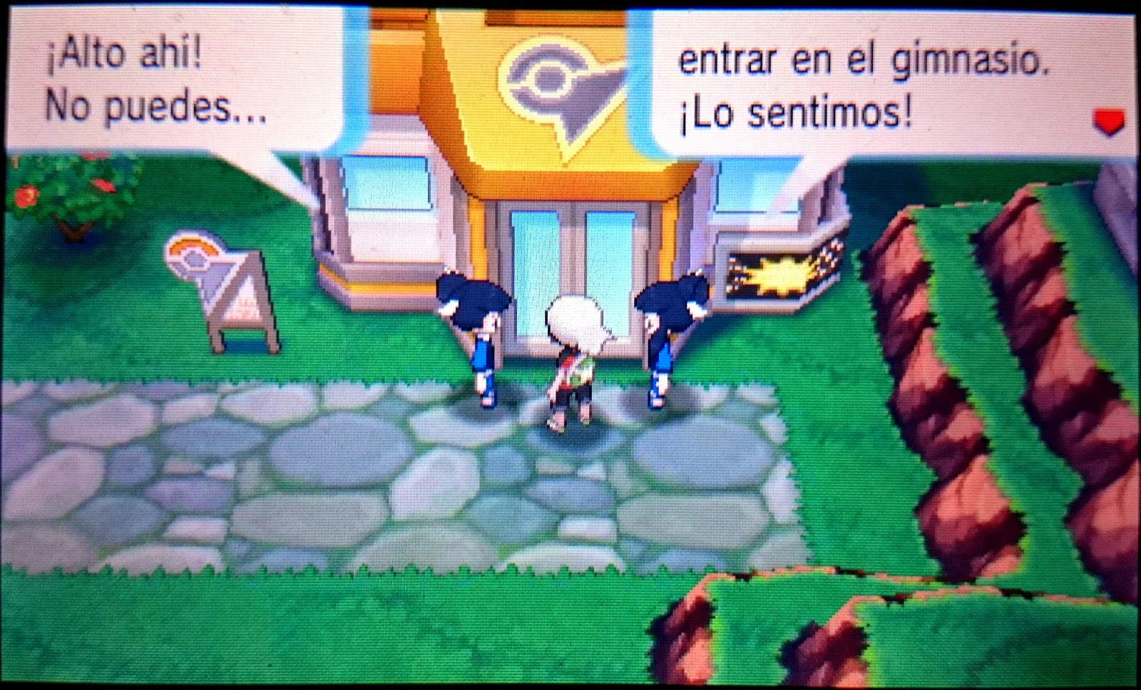 gimnasio demo pokemon