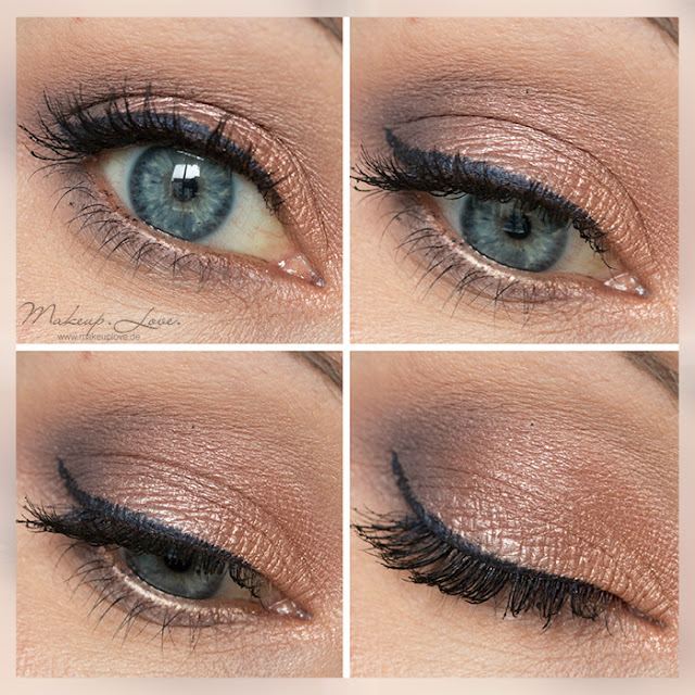 ZOEVA Rose Golden Palette AMU EOTD Makeup Beauty