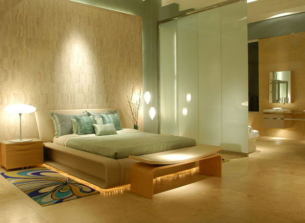 Italian bedrooms of a special nature 2013 | Home Design