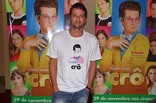 Marcelo Serrado: Crô