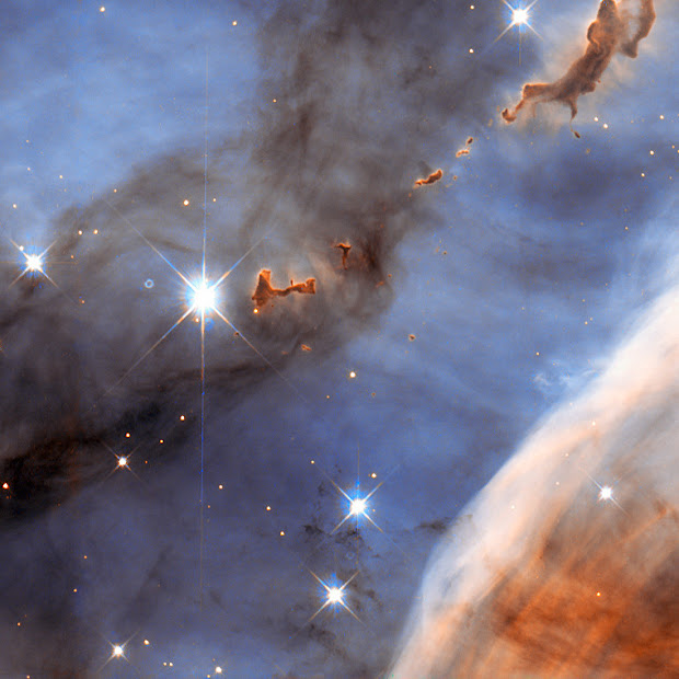 The Hubble Space Telescope revisits the Carina Nebula