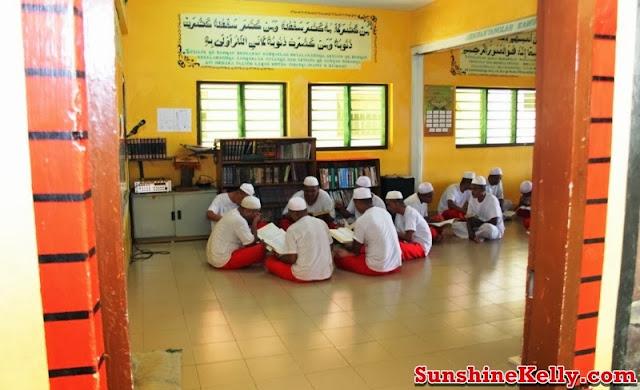 Penjara Sejahtera, blogger dipenjara, Healthy Prison, Prisoners Transformations, penjara malaysia, penjara kajang, transformasi penjara sejahtera, Penjara Halaqah