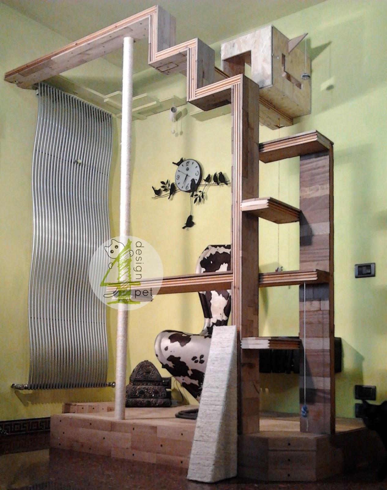 Workstation a misura di felino for Azzoni arredamenti felino