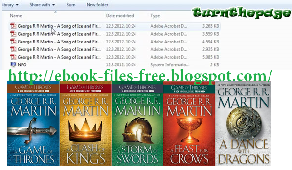 george rr martin a feast for crows pdf download free