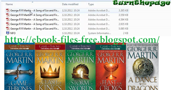 Game Of Thrones A Song Of Ice And Fire Ebook Free Download