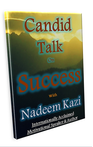 Nadeem Kazi, Self-help Books, Motivational Books, Inspirational Books