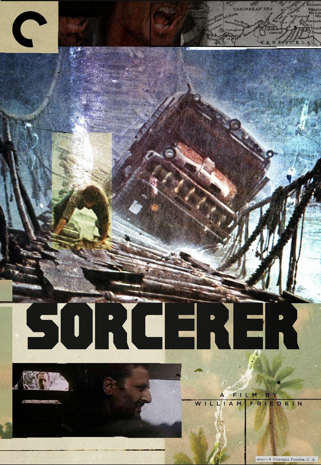 Sorcerer - Cena Strachu - 1977