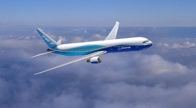 De la Mikula News: Boeing 767-8 Intercity - Who Needs Mid-Size