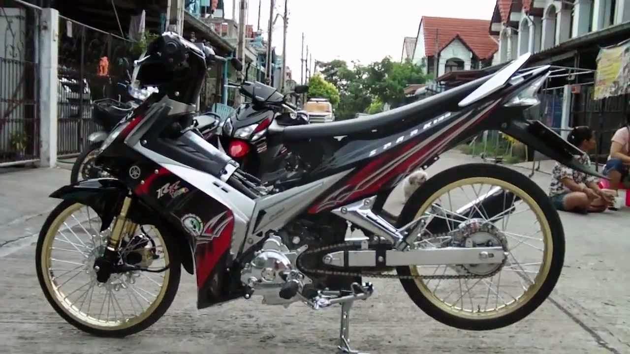 Variasi Motor Mx 2007 ide