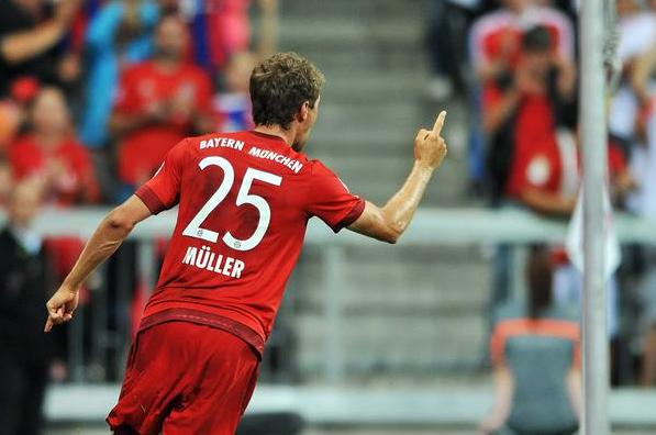 Muller FC Bayern