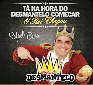 RAFAEL BESSA & O REI DO DESMATELO EM LIMOEIRO - CE 25.12.13