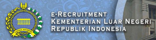 Pendaftaran CPNS Kementrian Luar Negeri Kemenlu 2014