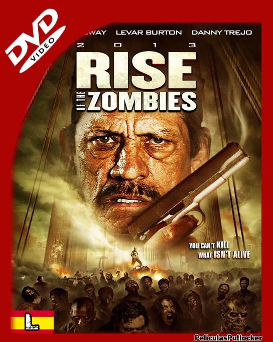 El Origen De Los Zombies [DVDRip][Latino][SD-MG-1F]