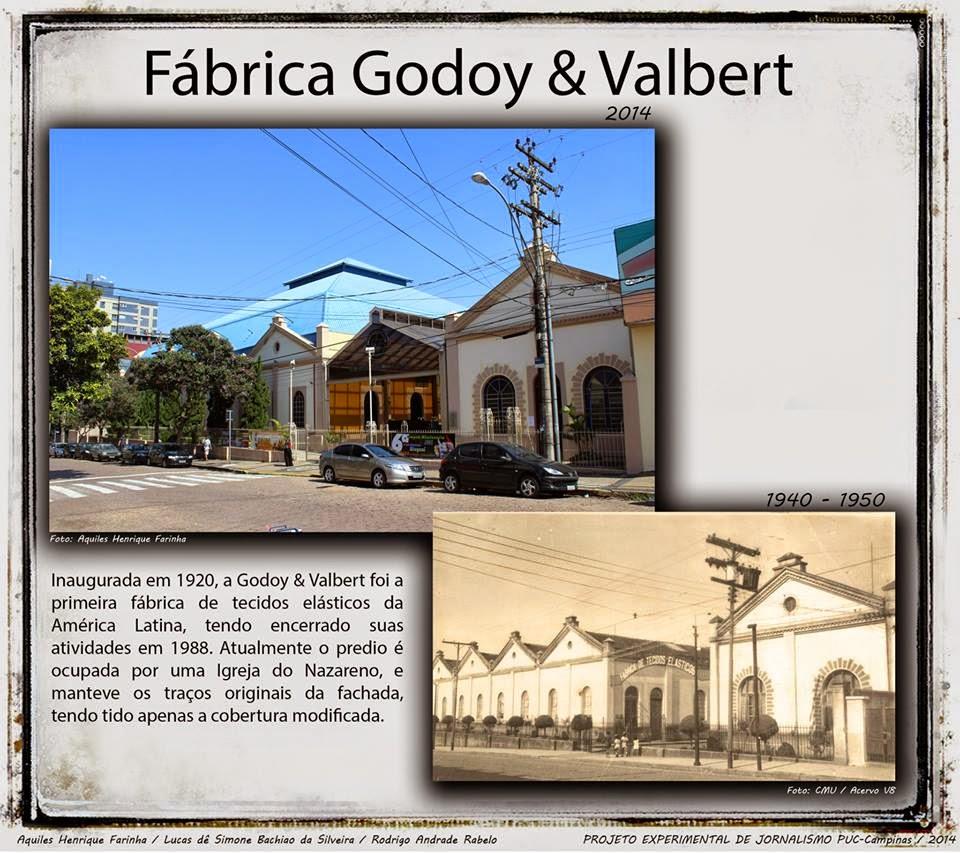 Fábrica Godoy & Valbert - Campinas