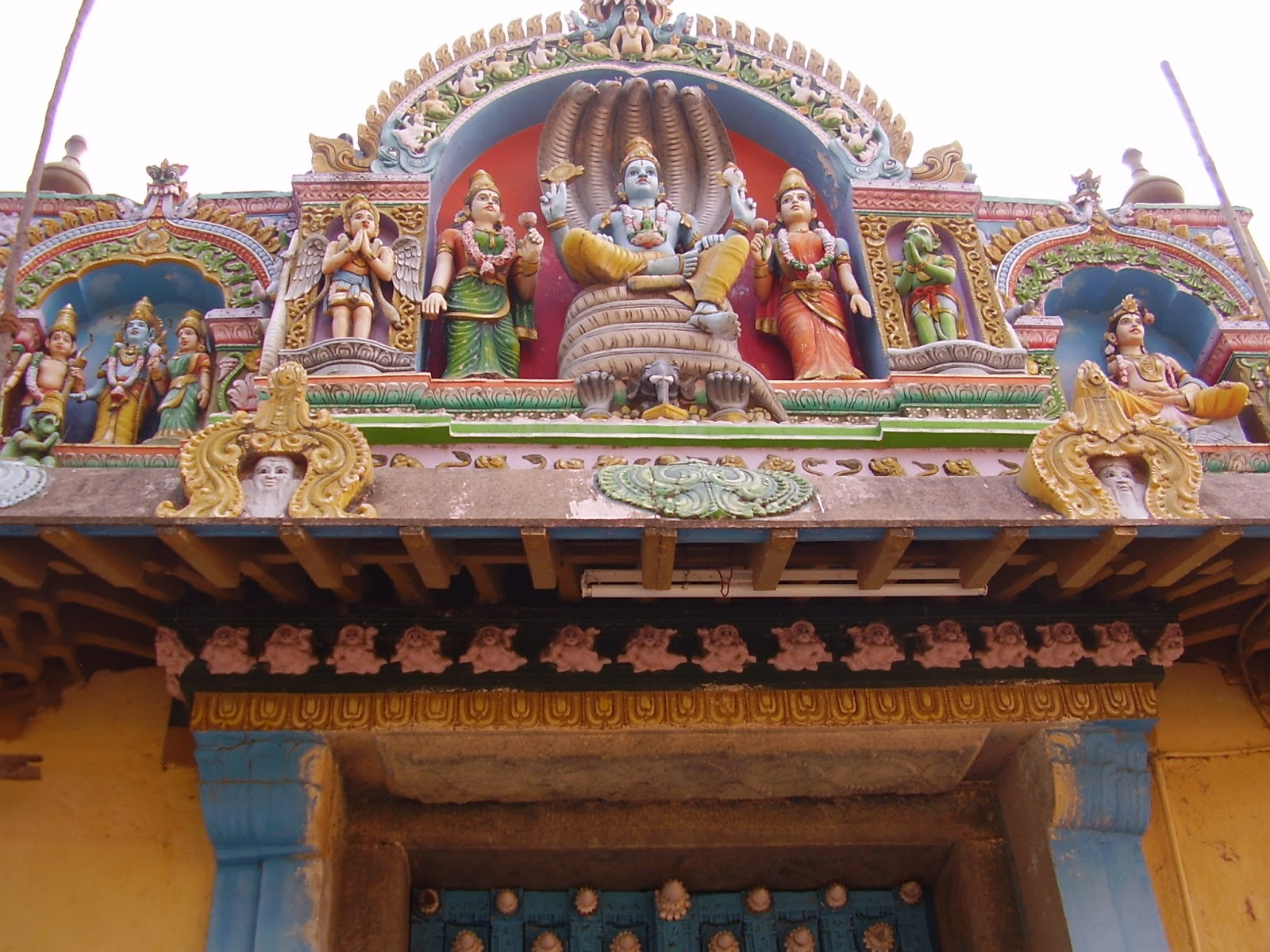 Sri Kuralappan Perumal Temple (Thiruvanparisaram) Kerala - Divya Desam 84