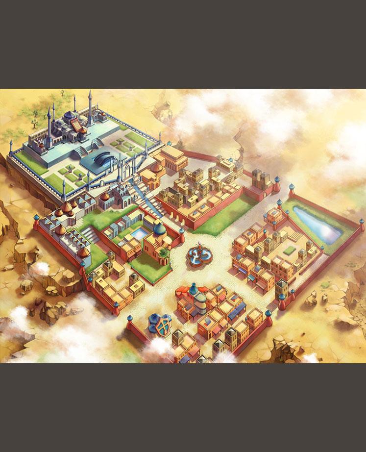 História dos Reinos XII