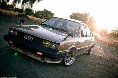 Audi 4000