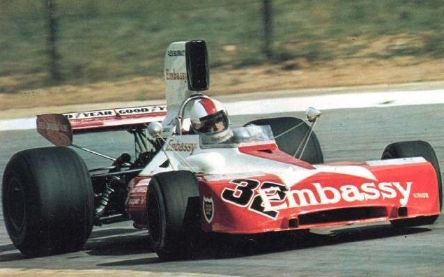 Tyrrell, equipe histórica de Formula 1 de 1974 - by pordentrodosboxes.blogspot.com