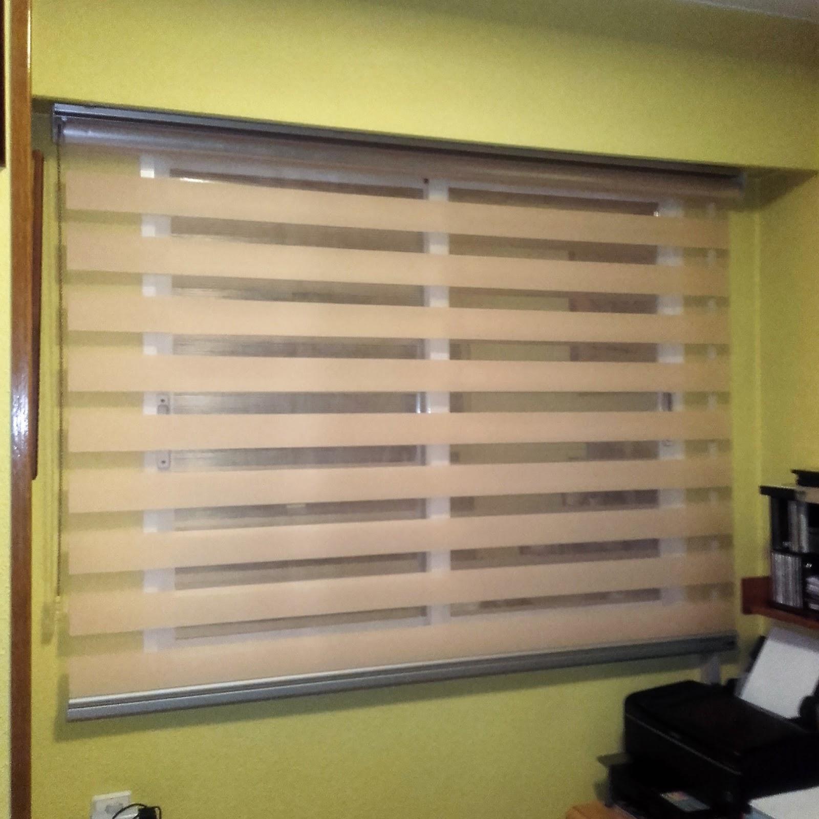 Navarro valera cortinas y ropa de hogar diferentes formas - Cortinas venecianas de madera ...