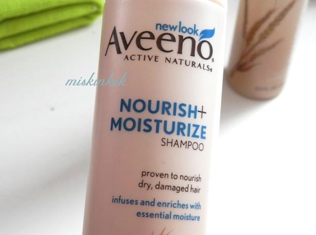 aveeno-sampuan-kullananlar-aveeno-nourish-moisturize-shampoo-review