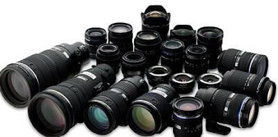 model kamera dslr