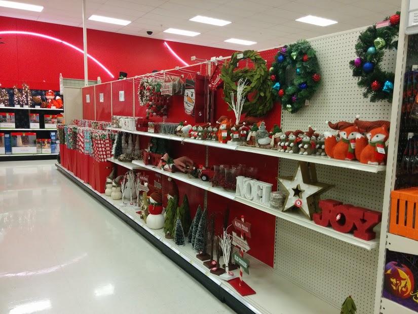 Christmas Creep Hits Target - 2015