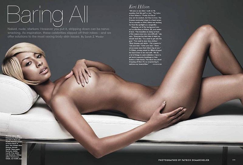 celebrity naked 2012