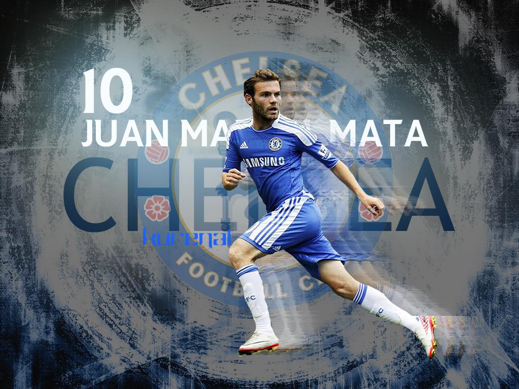 Juan Mata Chelsea Wallpaper 2012