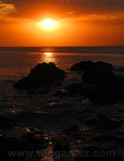 Pôr-do-Sol na Barra, em Salvador