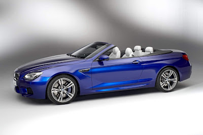 2012-BMW-M6-Blue-Metalic-Color-Side-View