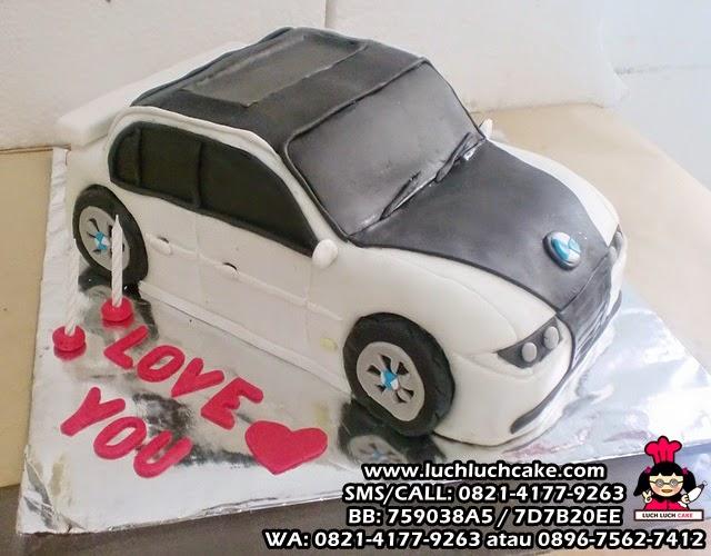 Kue Tart Mobil BMW Daerah Surabaya - Sidoarjo
