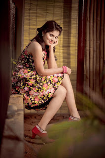 Shravya looks so cute in lovely portfolio pics