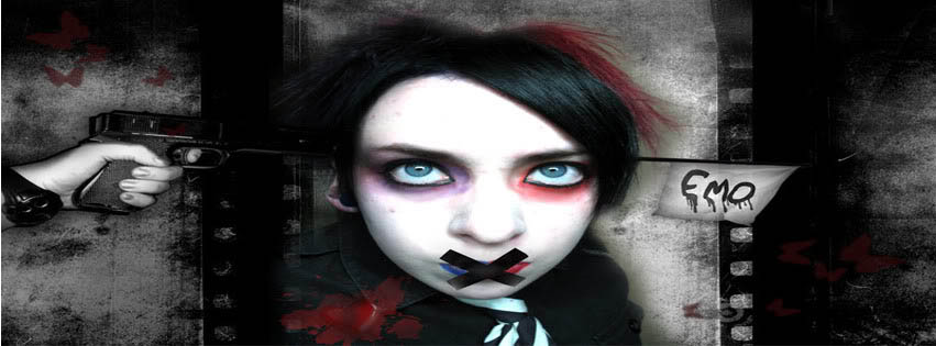 Emo Girl Silence Death