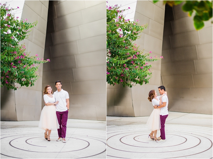 Chic Los Angeles Engagement Session by Dennis Roy Coronel
