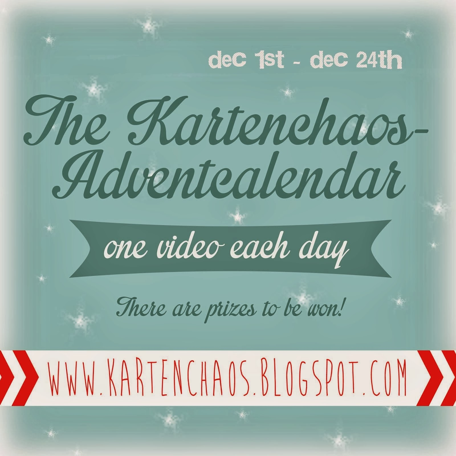 Video Advent Calendar