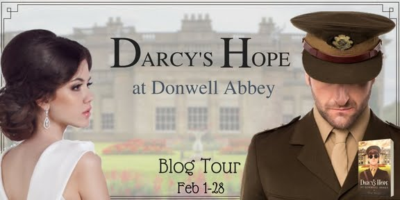 Darcy's Hope at Donwell Abbey Blog Tour