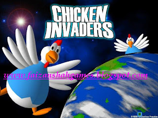 Chicken invaders 1 game