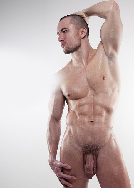Hot Naked Man